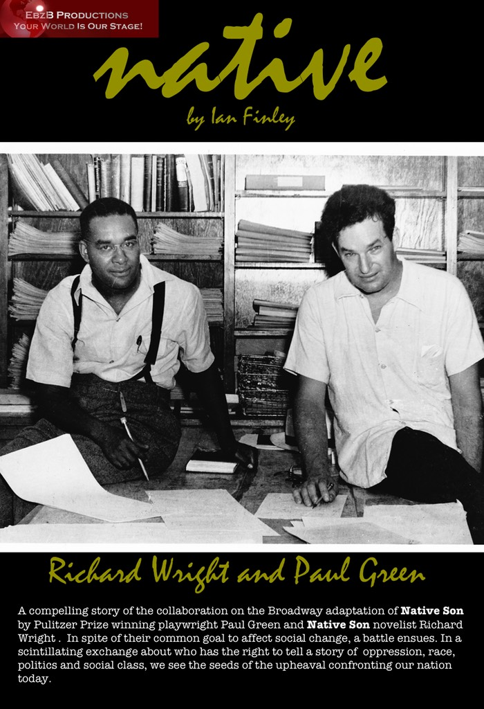 Native - Richard Wright and Paul Green